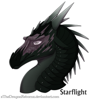 WoF H-a-D Day 4 - Starflight by xTheDragonRebornx