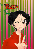 Pucca - YKYCFM by Veronica2R