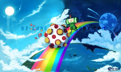 Katamari World by Chibirem