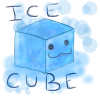 ice cube by TAT3XD