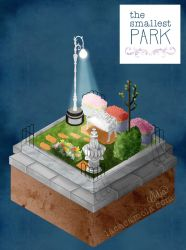 The Smallest Park by Lizeeeee