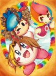 Game Grumps and the Rainbow Curse by Fred-Weasley