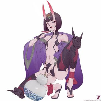 Shuten Douji LR zeronis by Zeronis