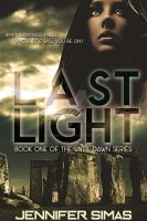 YA ebook cover: Last Light by Dafeenah