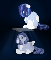 Somber by Azure-Art-Wave