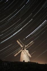 Star Trails by rosscaughers