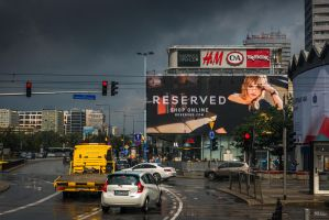Warshaw - reserved after rain by Rikitza