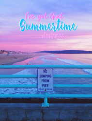 [Typography] Summertime Sadness by EslerisRK
