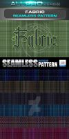 Fabric Seamless Tileable Photoshop Pattern by ravirajcoomar