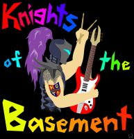 Knights of the Basement by Sheilakh