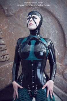 Latex excavation IIII by FuchsiaG