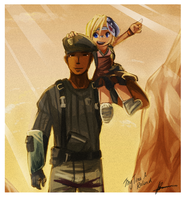 Borderlands 2 Picture Perfect by binoftrash
