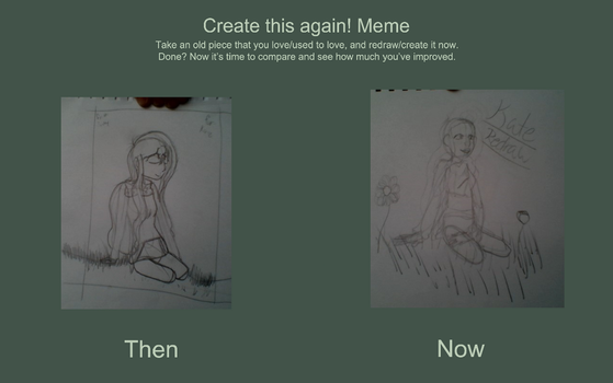 Draw this again meme 2.0 by ScottDaCat