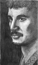 Oberyn portrait by Mistery-forever