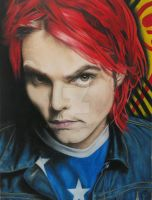 Gerard Way - Party Poison by ArtsyKD13