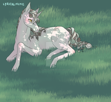 Resting in the Shade by lyricalmime