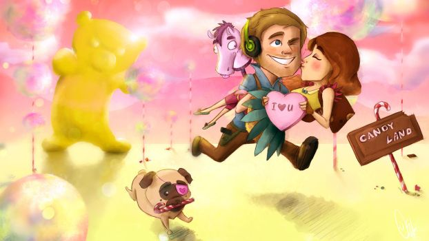 Happy 2 year anniversary! :3 - How Do I Draw Video by ScribbleNetty