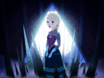 Elsa in Tangled the Series