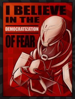 The Democratization of Fear by Vixen11