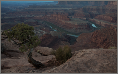 Dead Horse Point by Pinedrop