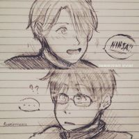 Yuri!!! On Ice by Prominessence