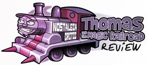 NC - Thomas and the Magic Railroad by MaroBot
