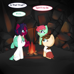 Sweet Star: Mystery Cave by OMGProductions