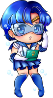 Sailor Mercury by Frills-Of-Justice