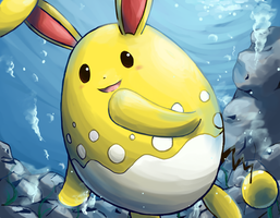 Azumarill - LNX Collaboration