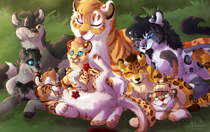 EBC: Family Time by Sparaze