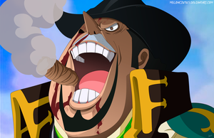 One Piece 872 - Capone Gang Bege by Melonciutus