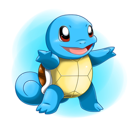 It's a Squirtle! by Nintendrawer