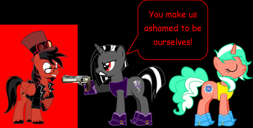 Toonkritic's demise by moshifan62