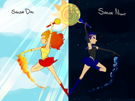 Sailor Day Sailor Night by Thea0605