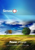 Simvacore Brochure cover by AlGafy