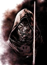 Sith Ogre by caananwhite