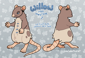 Willow Ref by limeSmoothie