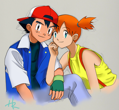 Best Friends-Colored by HollyLu