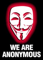 WE ARE ANONYMOUS. by maggiemgill