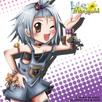 Character Song CD - Angelia by JinZhan