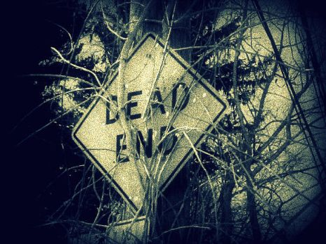 Dead End by Clairelovesphysics