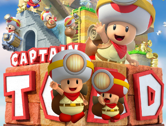 Captain Toad: Treasure Tracker - Captain Toad XPS by CreamFireballXNALara