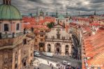 Roofs of Prague IV by olideb08