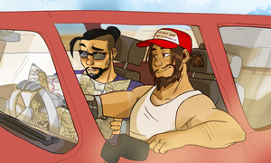 McHanzo week - Day 3 by Thea0605