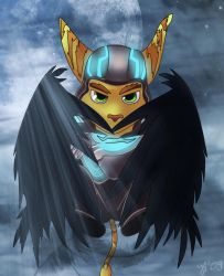 :Angel of Darkness: by RatchetandClankFans