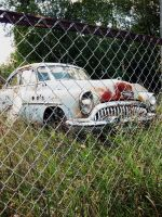 Abandoned Buick by MonkeeMobile