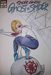 they call me Gwen Stacy  by Chainsaw-Munkey