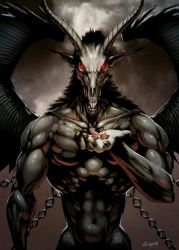 Playing whit the Devil by GENZOMAN