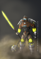 BIONICLE: Pohatu, Uniter of Stone by gk733