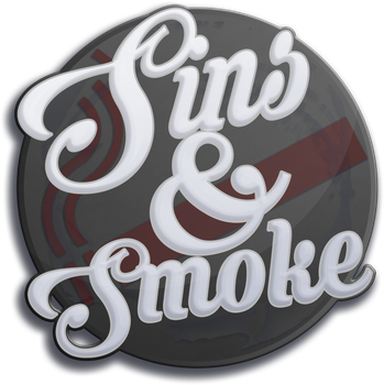 my logo xddd by Sins-and-Smoke